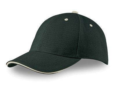 Newcastle Heavy Brushed Cotton 6 Panel Cap