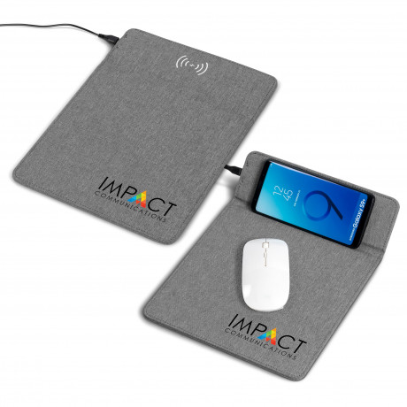 Redox Mousepad With Wireless Charger