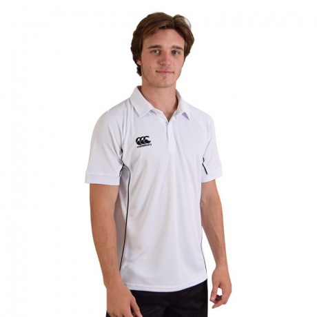 Canterbury Mens Side Panelled Polo - While stocks last